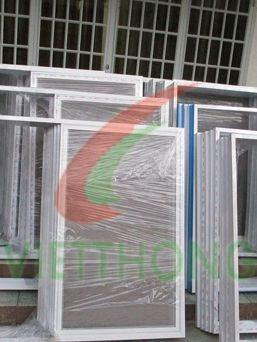 Cửa lưới chống muỗi cố định Việt Thống VTCD01
